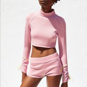 Zara Recycled Capsule Collection Crop Top